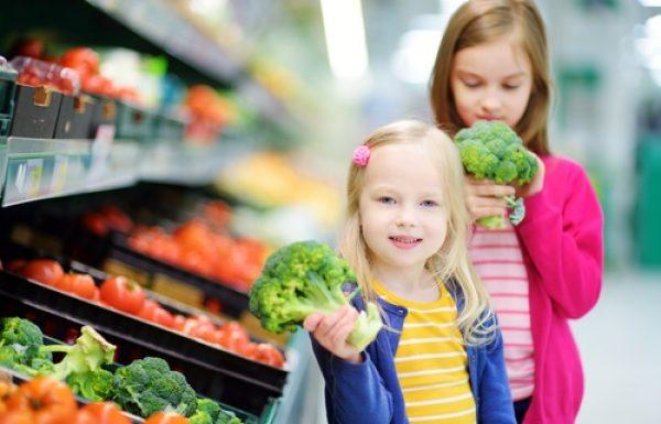 בין תזונה להתפתחות ילדים