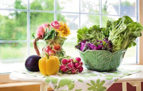 סלט ירקות מעורבים